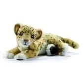 peluche leopard bebe couche 26cm anima 5329
