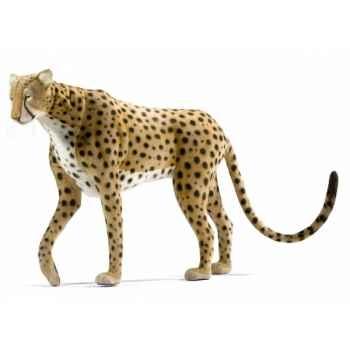 Peluche Guepard a 4 pattes 125cm Anima 5338