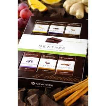 Newtree-Boite assortissement, 27 mini tablettes, boite à offrir 243 g -341071