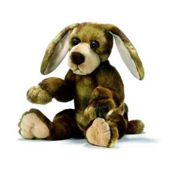 Peluche Chien leo (articulé) 33cm Anima 5499