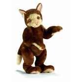 peluche chat keo articule 33cm anima 5503