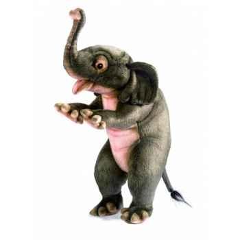Peluche Elephant cirque dresse 39cm Anima 5701