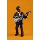 figurine jazz le 2eme guitariste 3171