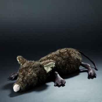 Peluche Rat Ratzelpatzel Sigikid 38053