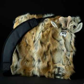 Peluche Sac Jacques giraff bag Sigikid 23698