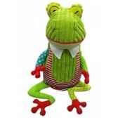 peluche grenouille croakos deglingos 36513