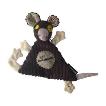 Peluche Doudou Baby ratos Déglingos 36704