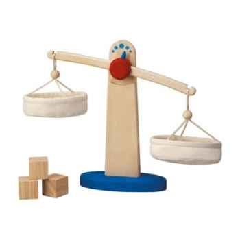 Balance jouet en bois plantoys 3459