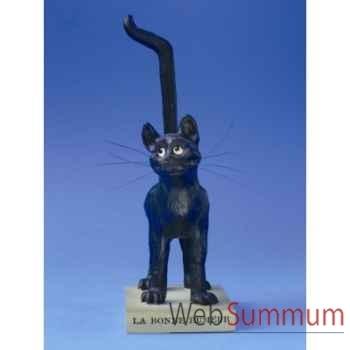Figurine chat -le chat domestique par dubout - la bonne humeur (petit) - cdl11