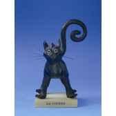 figurine chat le chat domestique par dubout la colere petit cd13