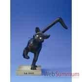 figurine chat le chat domestique par dubout la joie petite cd17