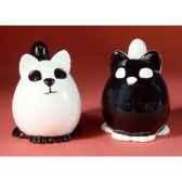 figurine menagerie de table chats spm03