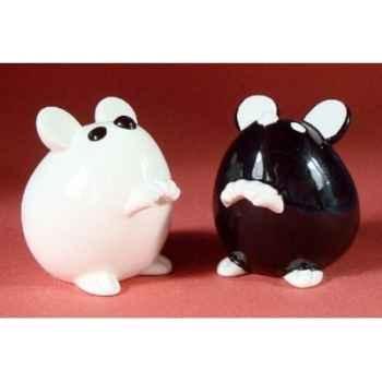 Figurine ménagerie de table - souris  - spm08