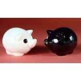 figurine menagerie de table cochons spm09