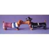 figurine hot diggity chien teckesenioria mariachi hot16488