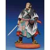 figurine samourai kuniyoshi samurai chibamitsutada ku03
