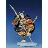 figurine samourai kunisada kabuki kodanji iv kuno1
