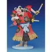 figurine samourai kunisada kabuki bando kamezq kuno2