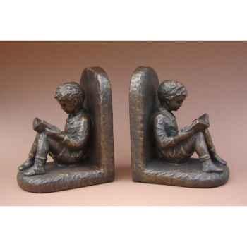 Figurine émotion - emotion boekenst lez jongen per2st - 1522.20