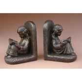 figurine emotion emotion boekenst lez meisje per2st 152320