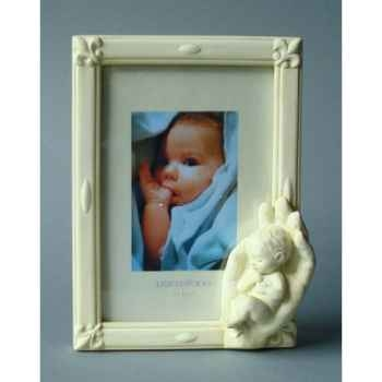 Figurine émotion - emo photoframe emotion white  - em022