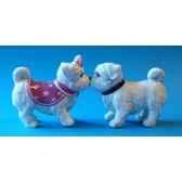 figurine seet poivre maltese pups mw93902