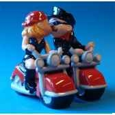 figurine seet poivre bikers mw93912