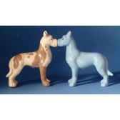 figurine seet poivre great danes mw93937