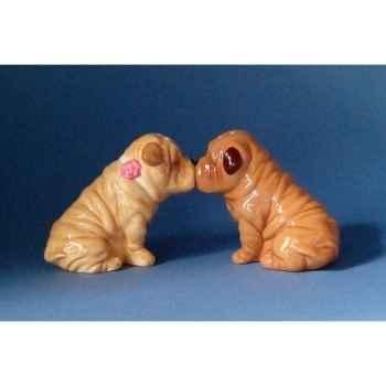 Figurine sel et poivre - sharpeis  - mw93938