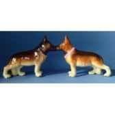 figurine seet poivre bergers allemands mw93946