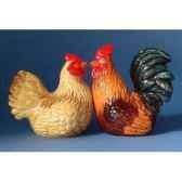 figurine seet poivre rocster hen mw93947