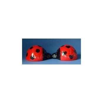 Figurine sel et poivre - coccinelles - mw93949