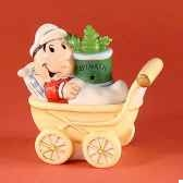 figurine popeye sweet pea pop15131