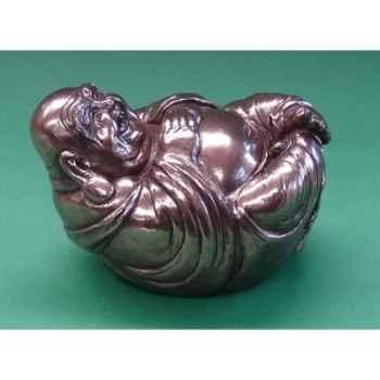 Figurine buddha - pudai monk lying  - wu69498