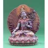 figurine buddha white tara mbz cowu71328