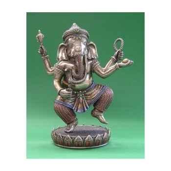 Figurine buddha - ganesha dancing  - wu72074