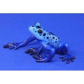 Figurine grenouille - blue poison-dart frog - bf05