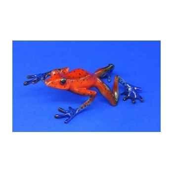 Figurine grenouille - strawberry frog  - bf06