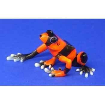 Figurine grenouille - lehmann\'s poisson dart frog  - bf09