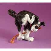 figurine chien rufus arrete ruf01