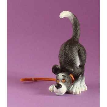 Figurine chien Rufus perdu rufus - ruf02