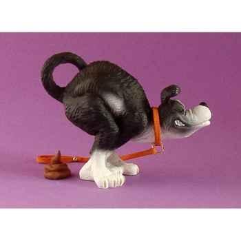 Figurine chien Rufus enfin rufus - ruf05