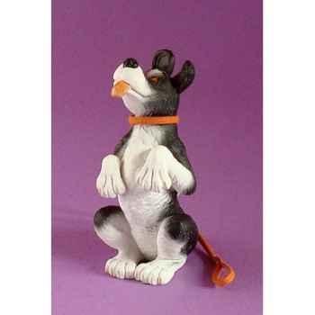 Figurine chien Rufus pas maintenant - ruf07