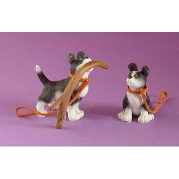 Figurine chien Rufus mon héros - ruf09