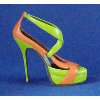 Figurine chaussure miniature collection just the right shoe reckless - rs100508