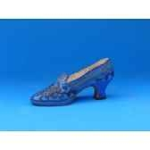 figurine chaussure miniature collection just the right shoe the empress rs25012