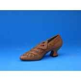 figurine chaussure miniature collection just the right shoe courtly riches rs25040