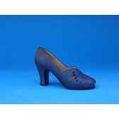 figurine chaussure miniature collection just the right shoe ladylike rs25044