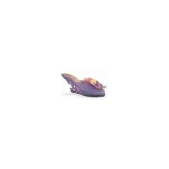 Figurine chaussure miniature collection just the right shoe rio  - rs25080