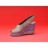 figurine chaussure miniature collection just the right shoe 1942 golden leaf flora de oro rs25098